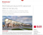 BLDD delivers blueprint for advanced data center security