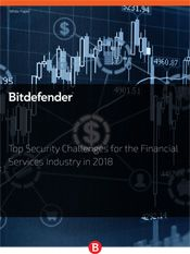 Top Security Challenges for the Financial Services Industry in 2018
