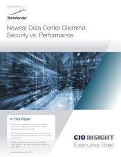 Newest Data Center Dilemma: Security vs. Performance