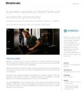 Business expands at StoredTech with advanced cybersecurity