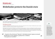Bitdefender enables Danish government adopt virtualization securely