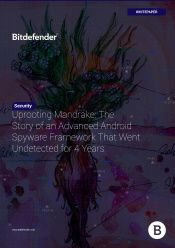 Uprooting Mandrake: The Story of an Advanced Android Spyware Framework That Went Undetected for 4 Years