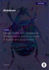 Iranian Chafer APT Targeted Air Transportation and Government in Kuwait and Saudi Arabia