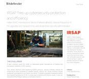 IRSAP fires up cybersecurity protection and efficiency