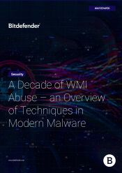 A Decade of WMI Abuse – an Overview of Techniques in Modern Malware