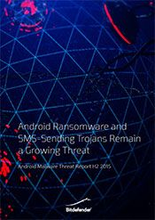 Android Ransomware and SMS-Sending Trojans Remain a Growing Threat - Android Malware Threat Report H2 2015