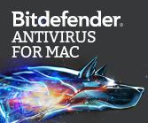 Bitdefender Antivirus für Mac