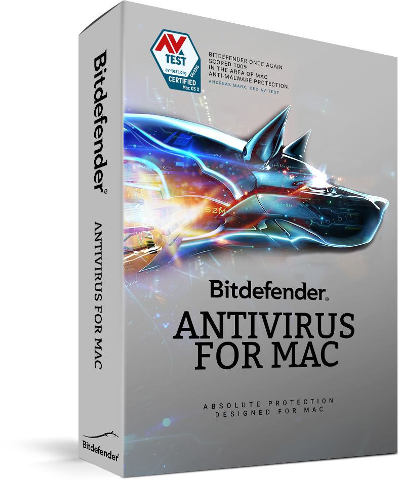 Bitdefender Antivirus for Mac - Absolute Protection for Mac