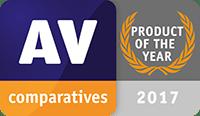 AV-Comparatives - Produit de l'Année