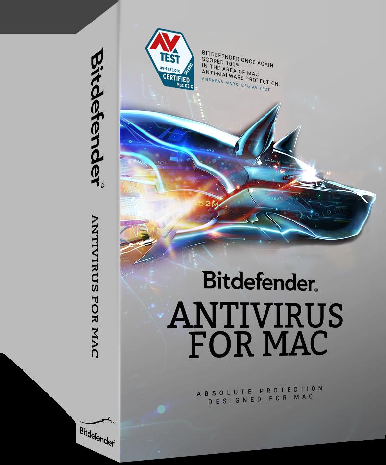 Bitdefender Antivirus pour Mac 2017