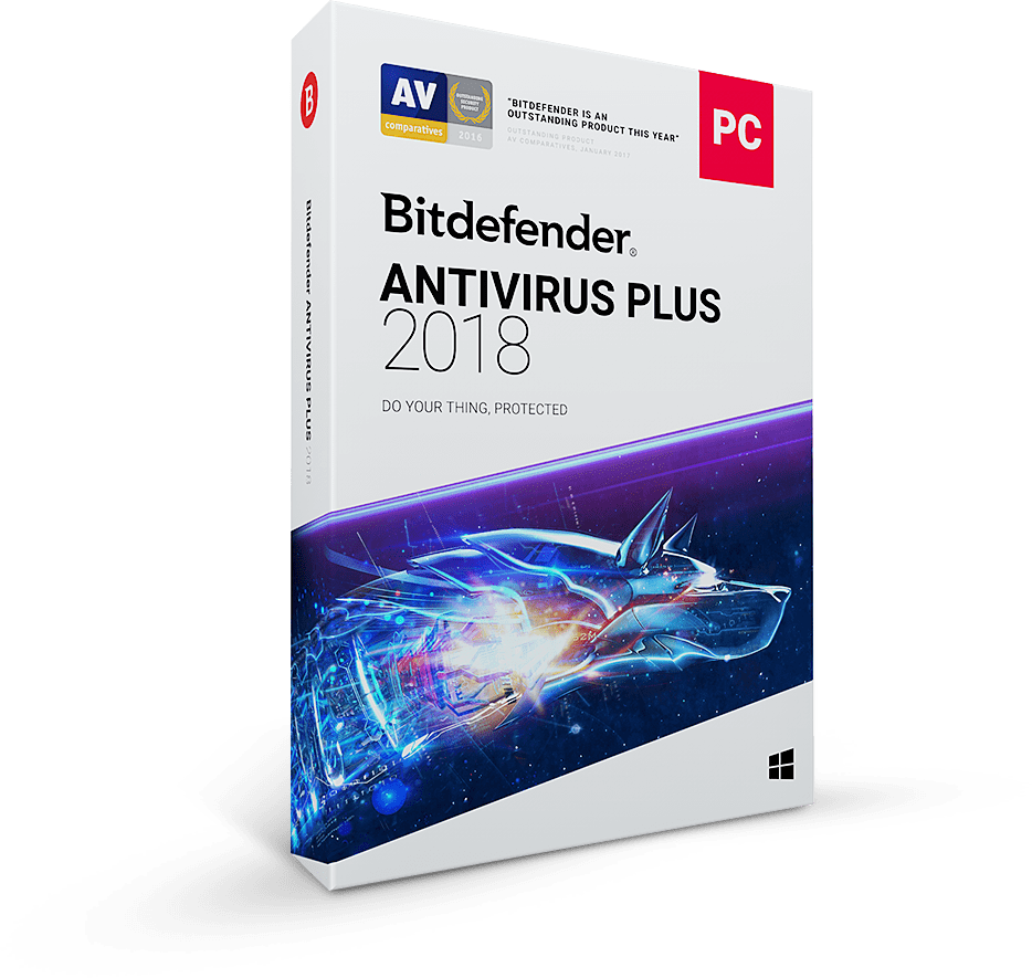 BitDefender Antivirus Plus 2018 Build 22.0.15.189