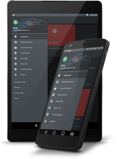 Expired bitdefender mobile security only for android.