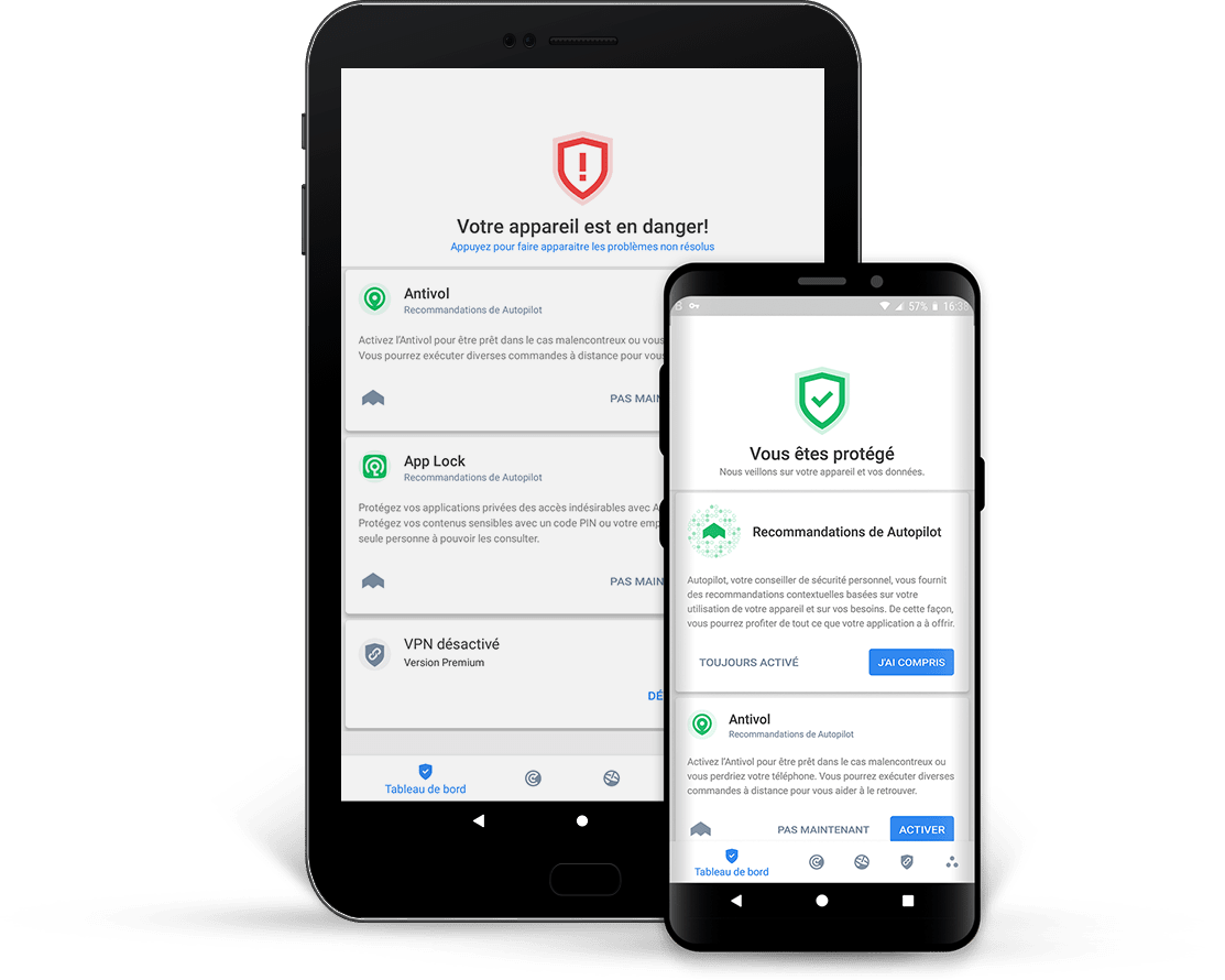 Bitdefender Mobile Security pour Android