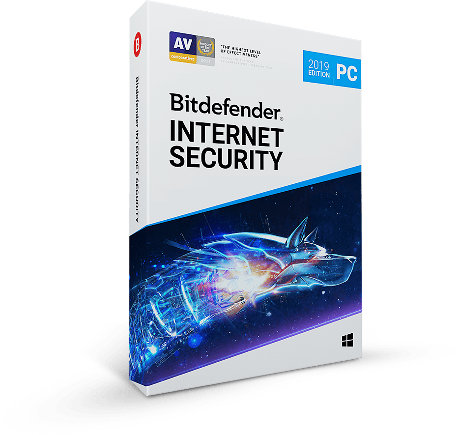8cc6c942a Bitdefender Internet Security 2019 - Internet Security Software