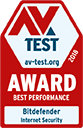 AV-Test Beste Leistung 2018