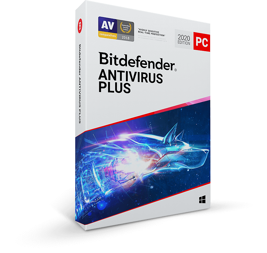 Bitdefender Antivirus Plus 2020 - Best Antivirus for Windows