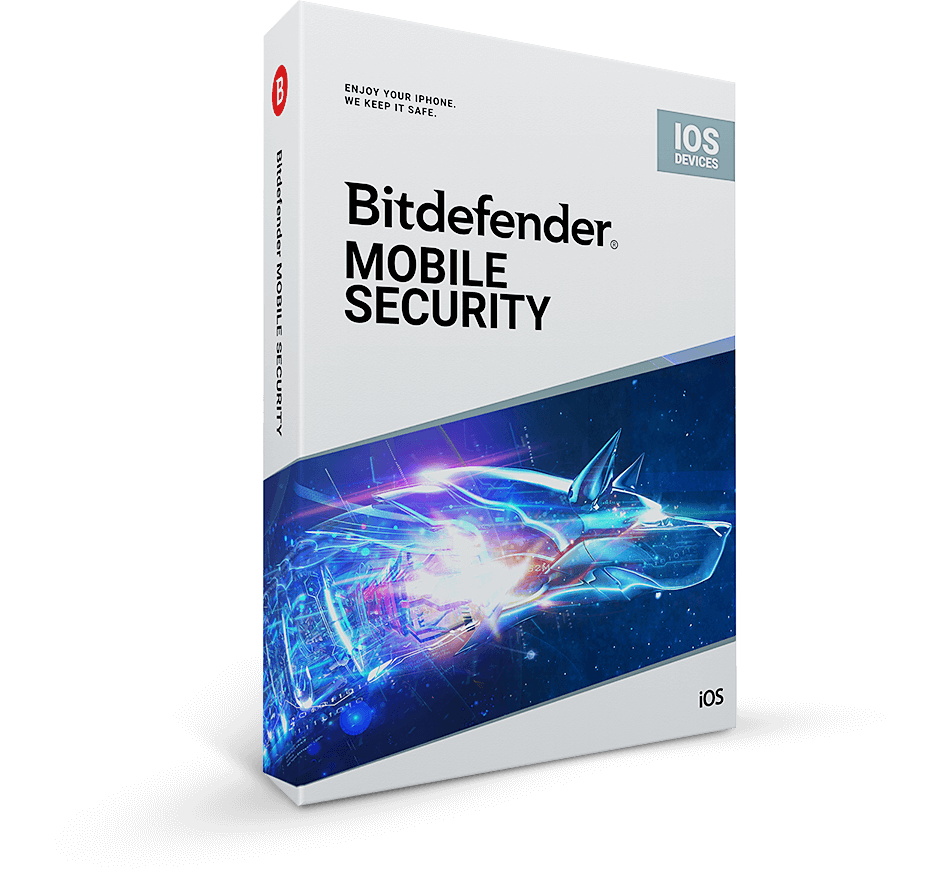 Bitdefender Mobile Security for iOS (iPhone)