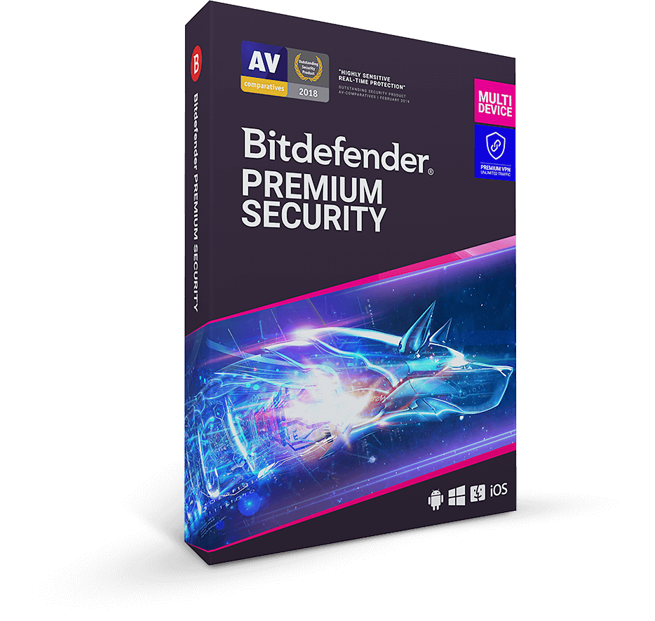 Download Antivirus Software - Bitdefender Downloads
