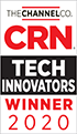 CRN 2020 - Tech Innovators Winner Award logo