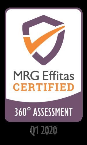 Logótipo do MRG Effitas