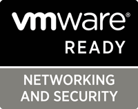 VMWare Ready - Network and Security Elite Technology Alliance Partner