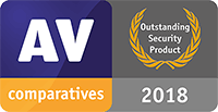 Outstanding Product 2018 - AV-Comparatives