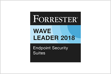 Bitdefender - Forrester Wave Leader 2018 - Endpoint Security Suites