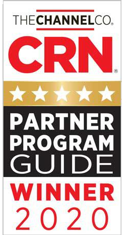 Bitdefender MSP partner program certification - CRN winner 2020