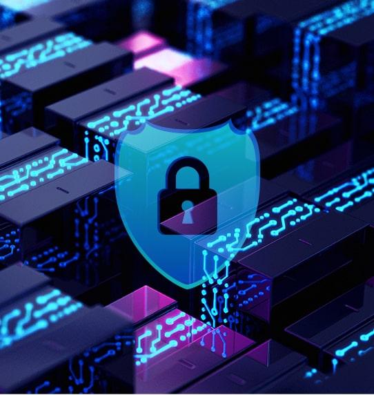 Säkerhetslösning för container och Linux-servrar