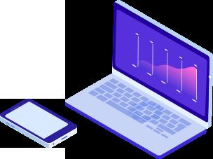 företagsslutpunkter: bärbara datorer, stationära datorer, mobila enheter