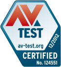 AV-Test best protection 2012 annual award