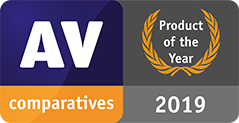 Award - AV Comparatives 2018