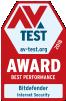 Award - AV Test