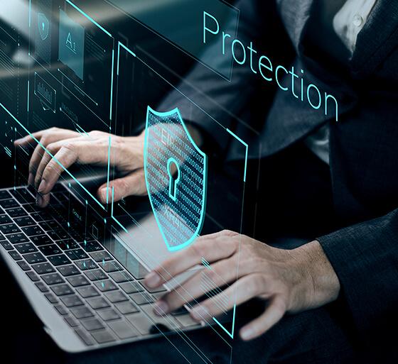 Conjunto de tecnologia de segurança para gateway