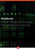 Bitdefender Threat Intelligence: colmare il gap dei dati di sicurezza informatica