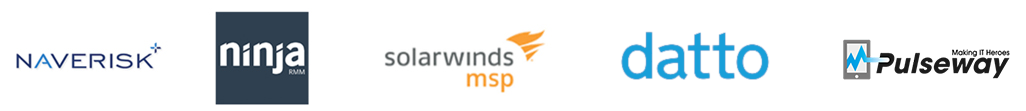 Partner with NaveRisk, Solarwinds MSP, Datto