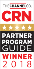 CRN msp award 2018