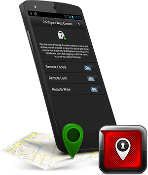 Bitdefender Anti-Theft Software for Mobile Devices