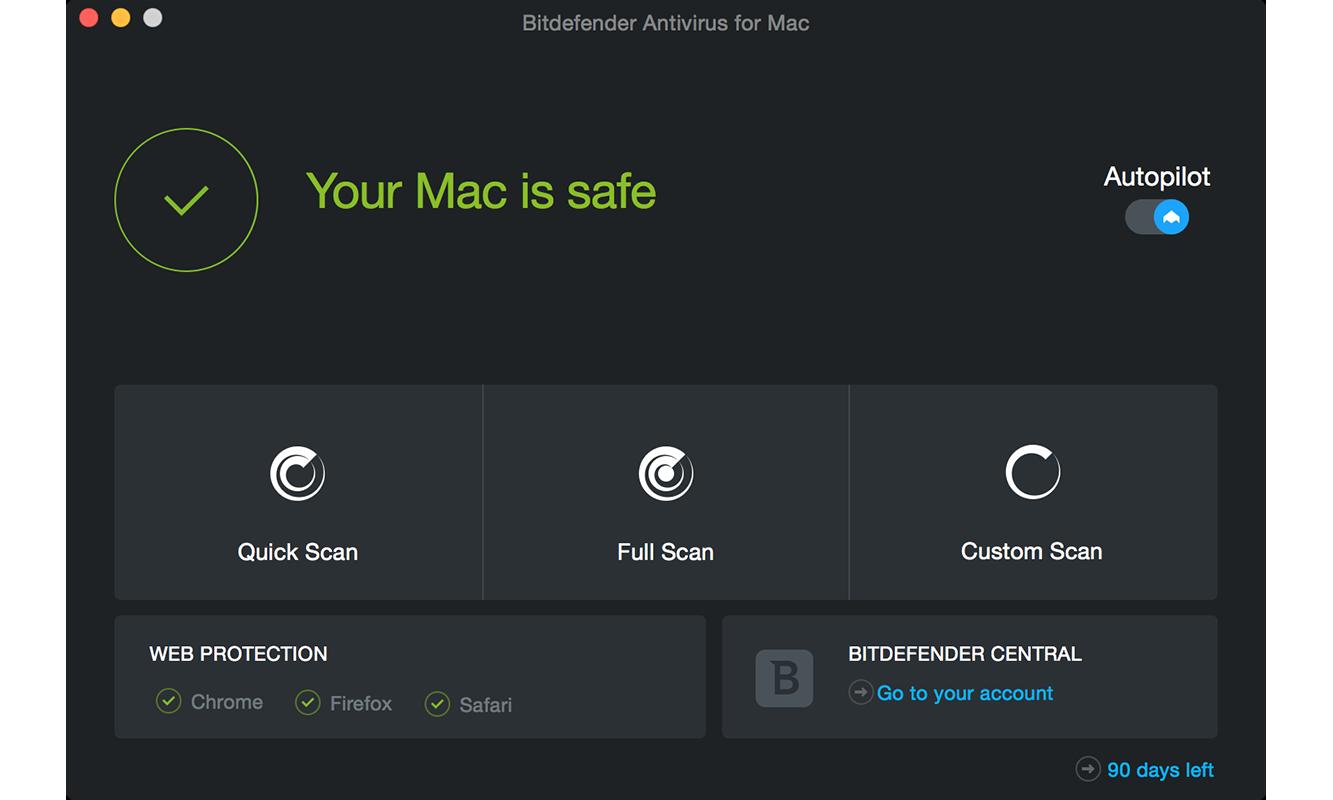 Bitdefender Antivirus for Mac : Bitdefender Украина