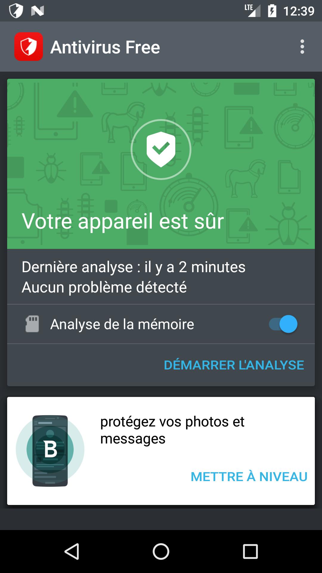 altavista antivirus gratuit
