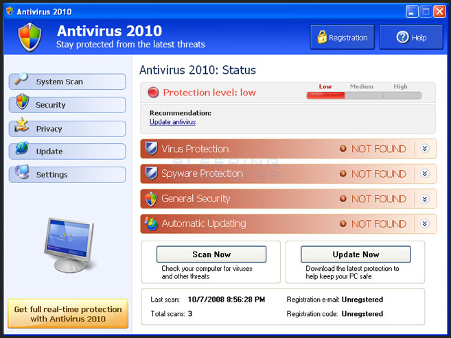 free download anti virus trojan
